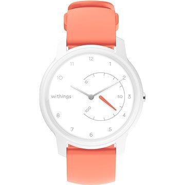 Oranžové chytré dámské hodinky Move, Withings