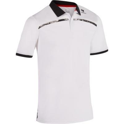 Bílé pánské tenisové tričko Artengo - velikost L