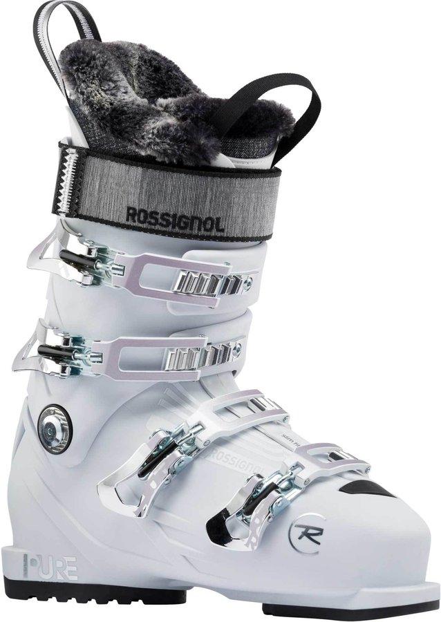 Dámské lyžařské boty Rossignol - velikost vnitřní stélky 26,5 cm