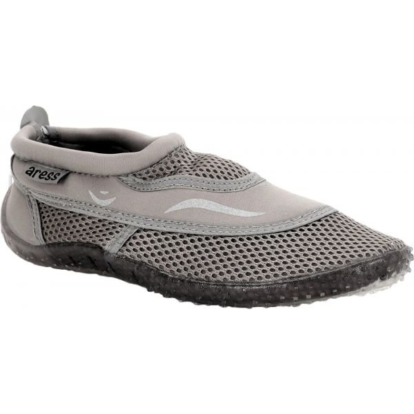 Šedé dámské boty do vody Aress