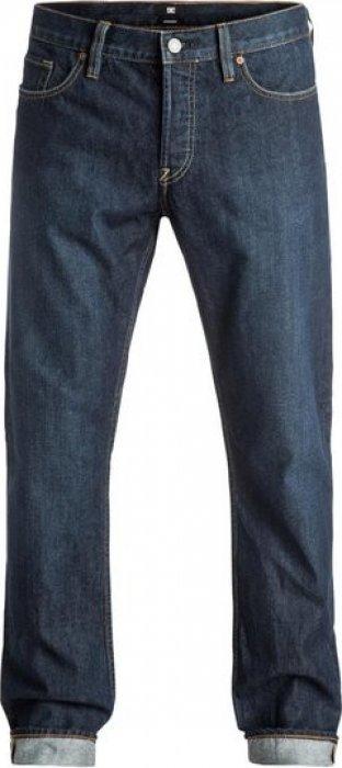 Modré pánské džíny DC - velikost 32