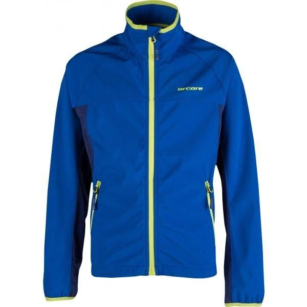 Modrá dětská běžecká bunda Arcore