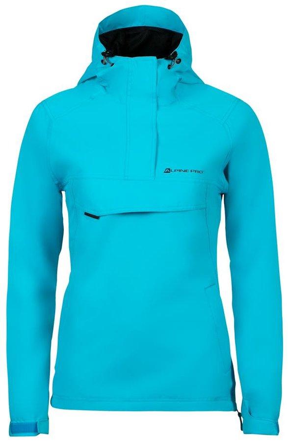 Modrá dámská bunda Alpine Pro - velikost XS