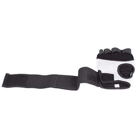 Černé boxerské rukavice Merco - velikost M