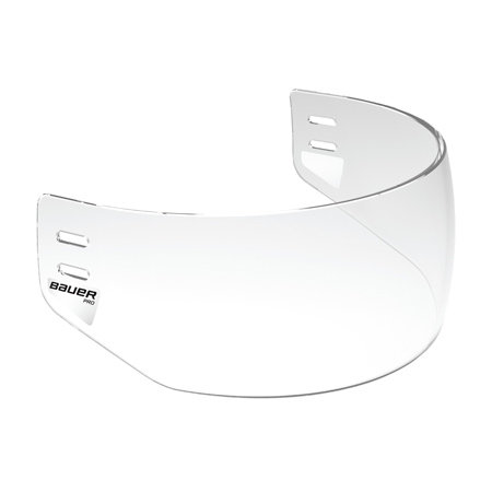 Plexi na hokejovou helmu - Plexi Bauer PRO Clip Wave