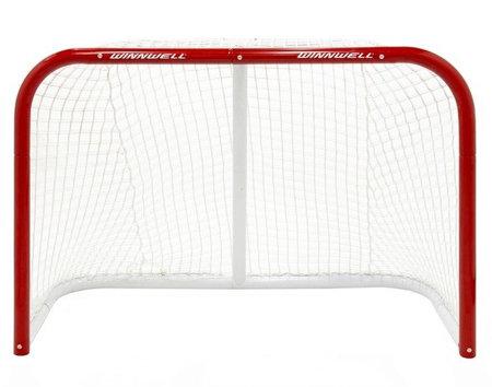 Hokejová branka Heavy Duty, Winnwell - šířka 132 cm, výška 91 cm a hloubka 61 cm