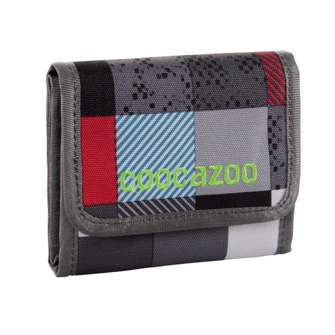 Peněženka - CoocaZoo CashDash Checkmate Blue Red