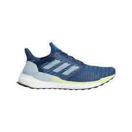 Modré pánské běžecké boty Adidas - velikost 41 1/3 EU