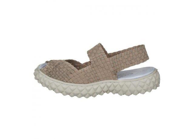 Béžové sandály Rock Spring