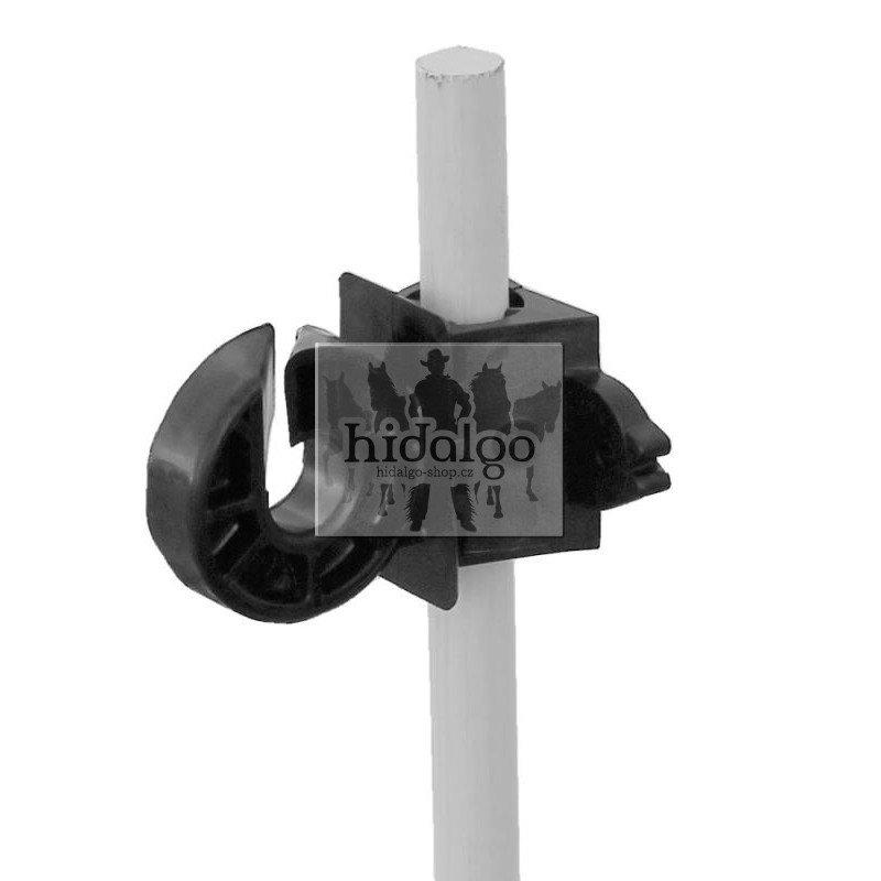 Izolátor ohradníku - Izolátor ohradníku kroužkový KOMBI 12mm (25)
