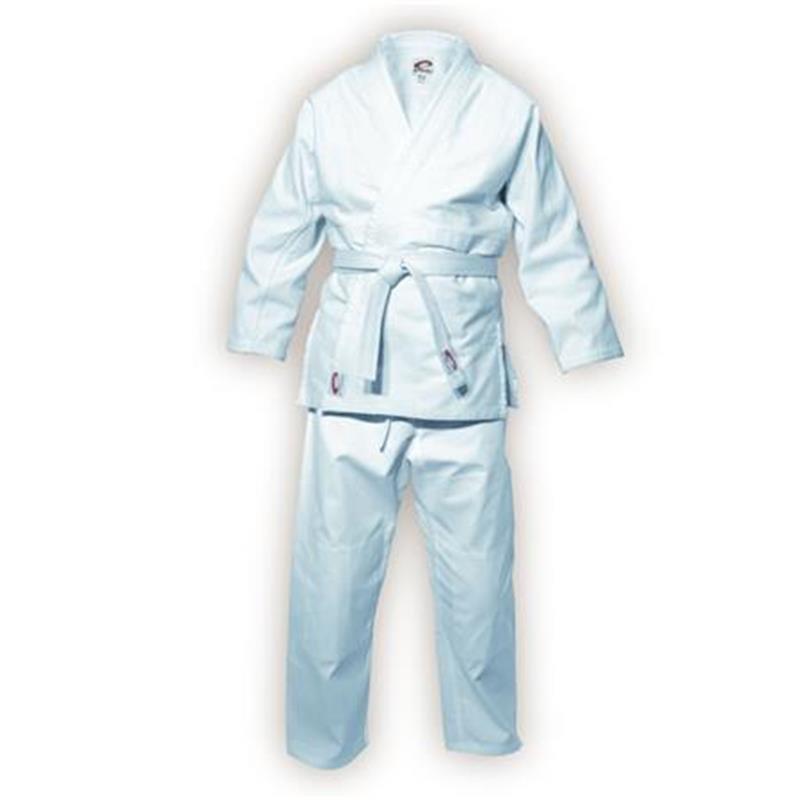Bílé kimono na judo - velikost 130