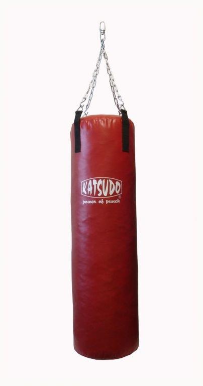 Červený boxovací pytel CorbySport - 48 kg