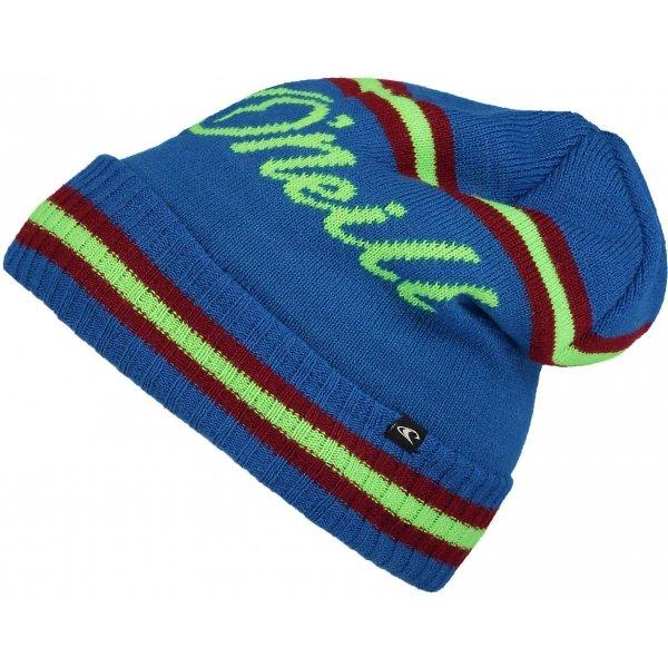 Modrá chlapecká zimní čepice O'Neill