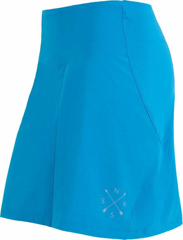 Modrá dámská sukně Sensor - velikost S