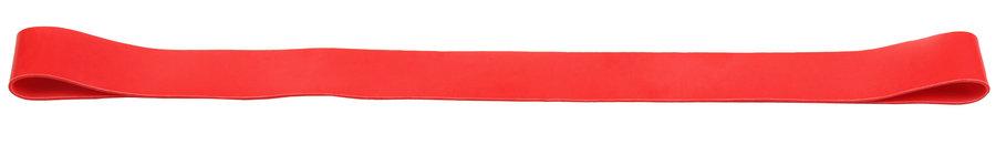 Posilovací guma - Merco Fitness O Band posilovací guma 57x2 cm červená