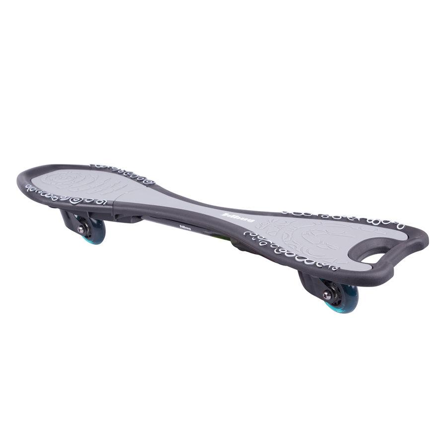 Waveboard - Jdbug Power Surfer černo-šedá