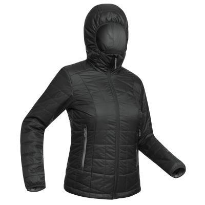 Černá dámská bunda Forclaz