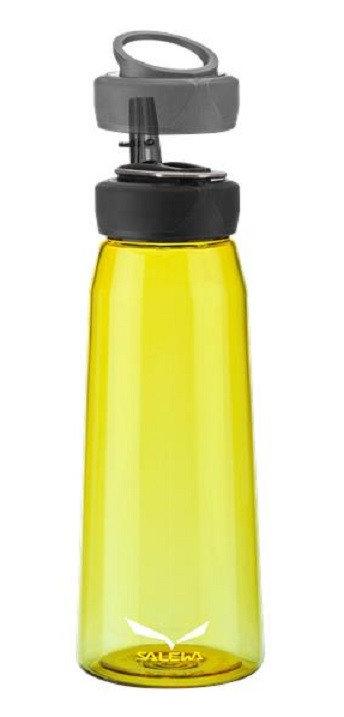 Žlutá láhev na pití Runner Bottle, Salewa - objem 0,75 l