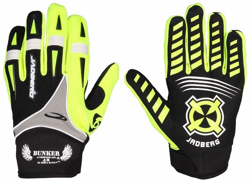 Brankářské florbalové rukavice Jadberg