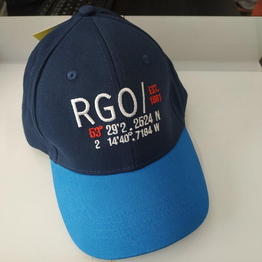 Modrá chlapecká kšiltovka Regatta