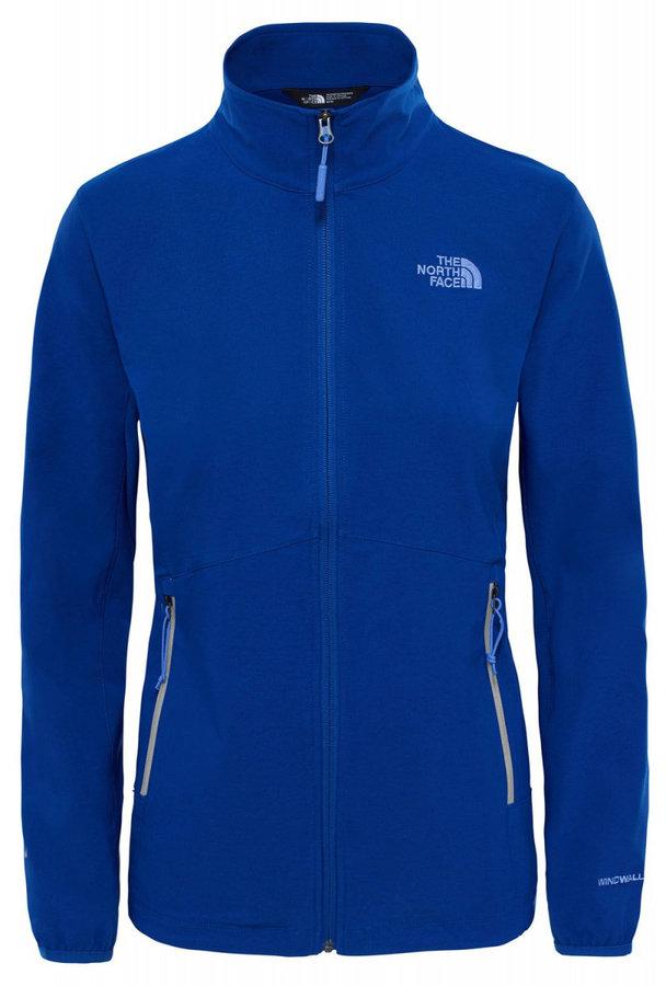 Modrá dámská bunda The North Face