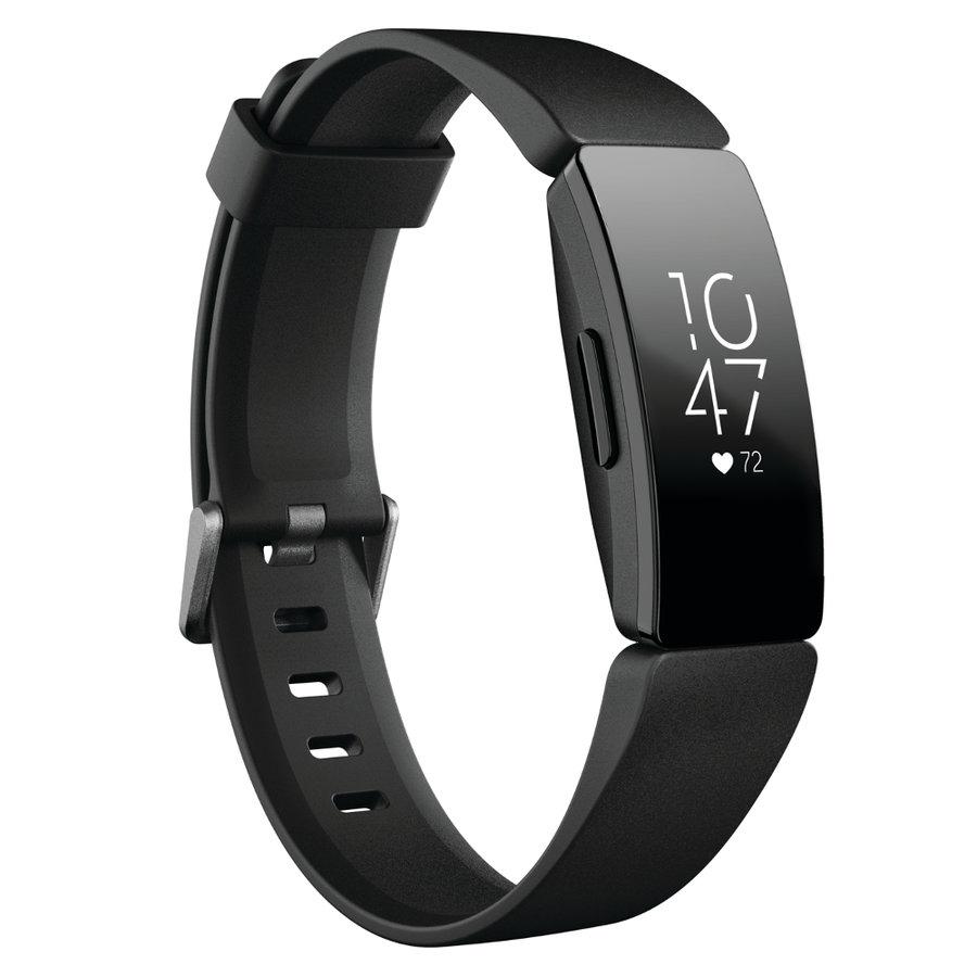 Černý fitness náramek Inspire, Fitbit
