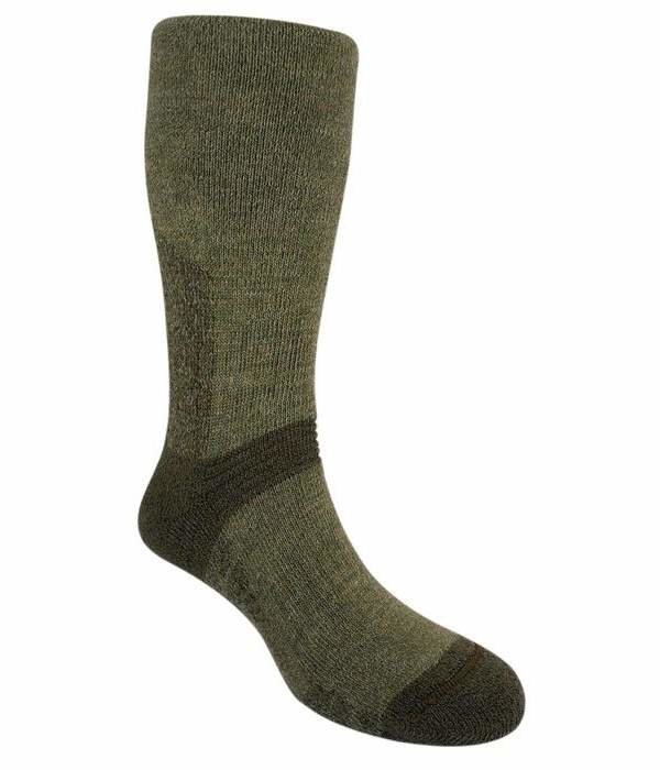 Zelené pánské trekové ponožky Bridgedale