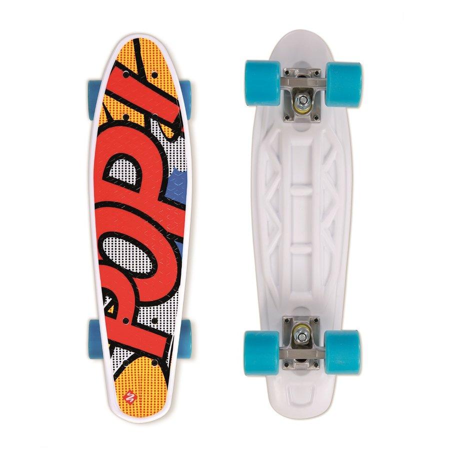Různobarevný pennyboard Street Surfing