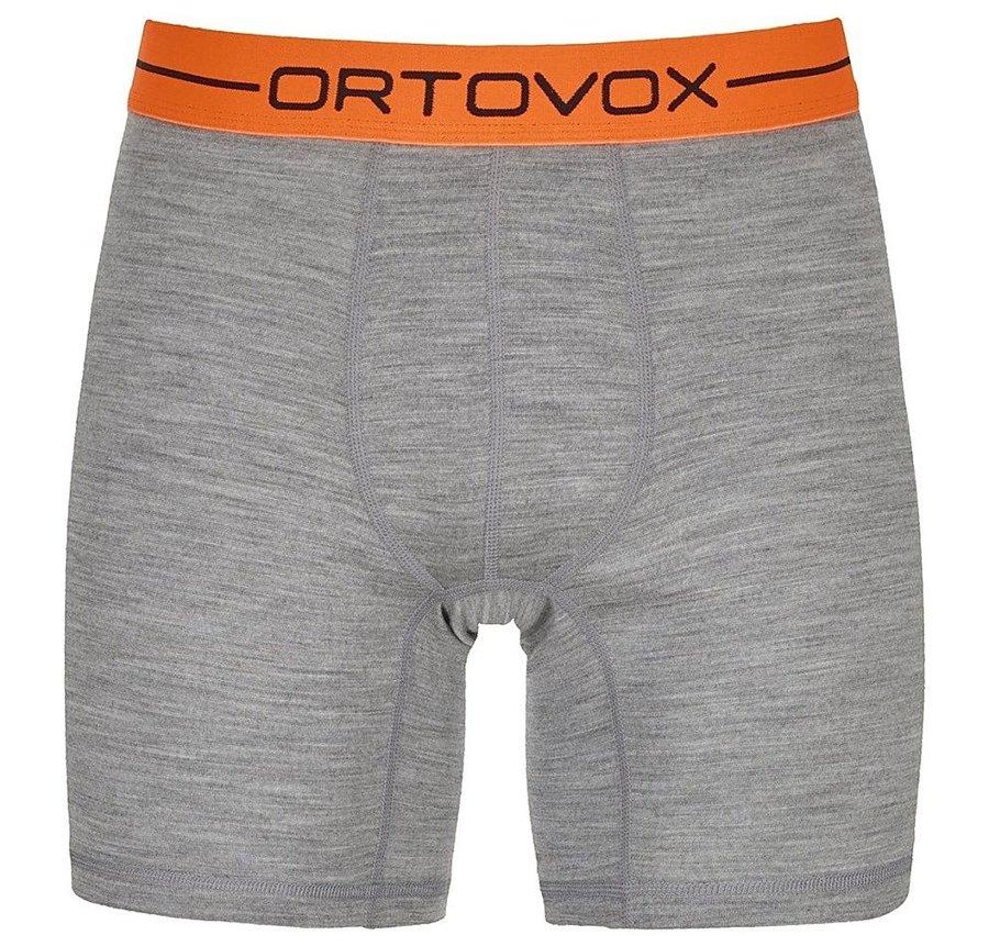 Šedé pánské boxerky Ortovox