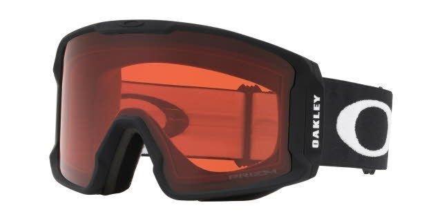 Černé lyžařské brýle Oakley