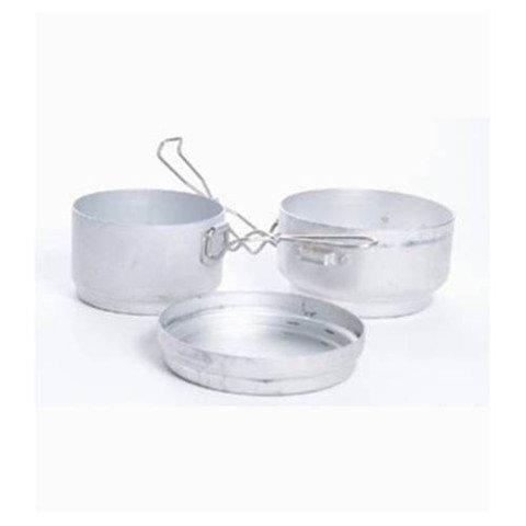 Kempingové nádobí - Nádobí jídelní AČR / Ešus 3ks ALU ARMY