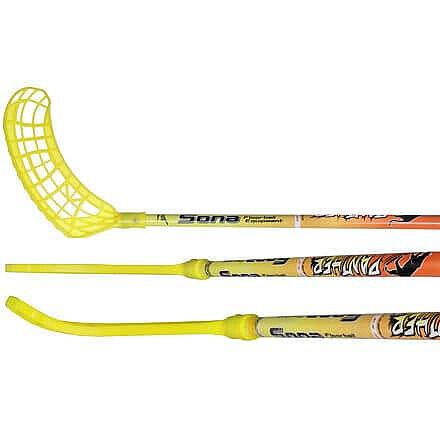 Rovná florbalová hokejka Panther, Sona - délka 85 cm