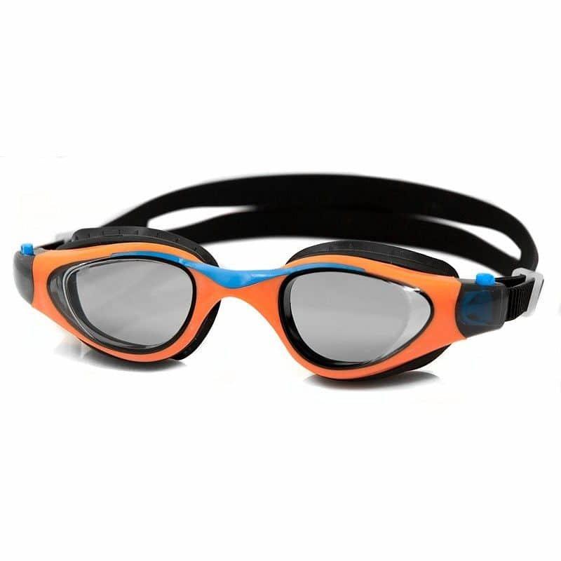 Bílé dětské plavecké brýle Maori, Aqua-Speed
