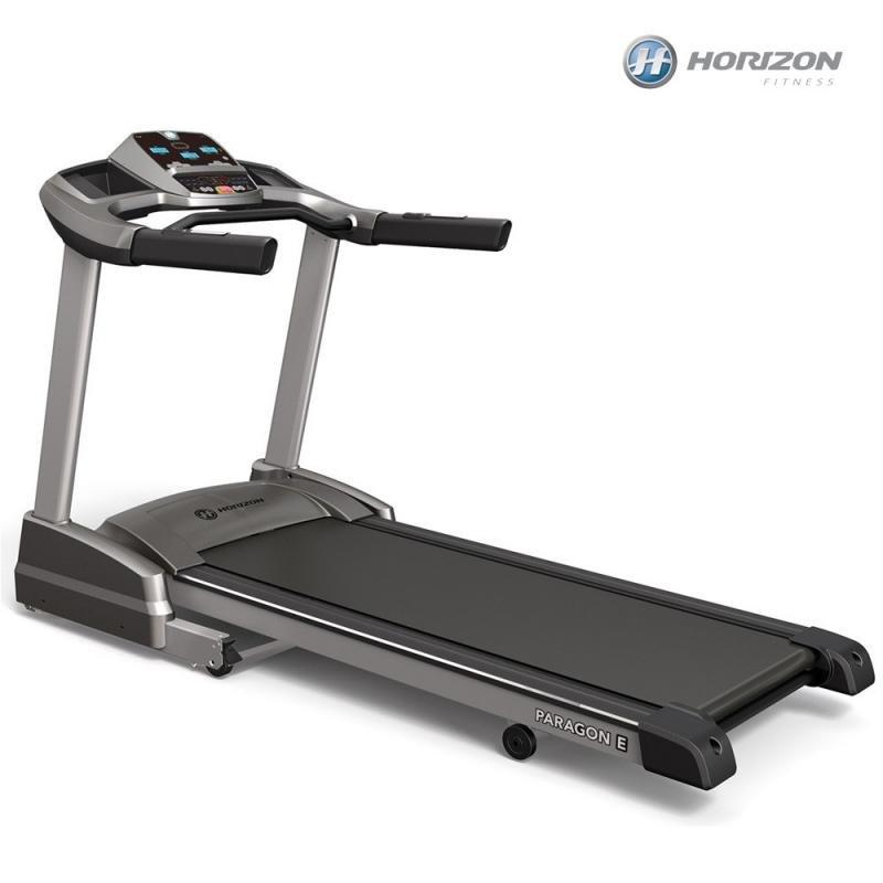 Běžecký pás Paragon 7E, Horizon Fitness - nosnost 159 kg
