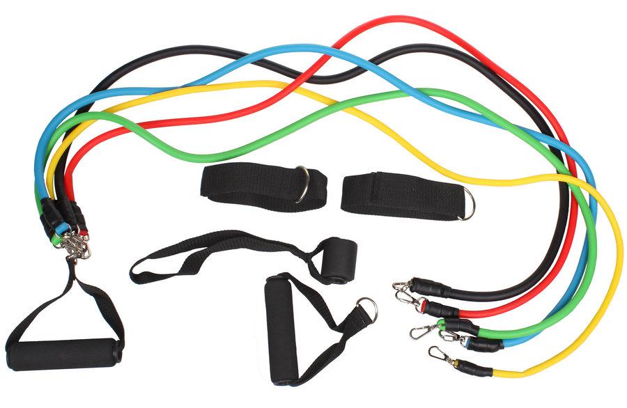 Posilovací guma - Merco Fitness Band Set posilovací guma, sada