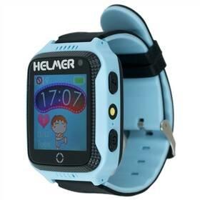 Modré dětské chytré hodinky LK 707, Helmer