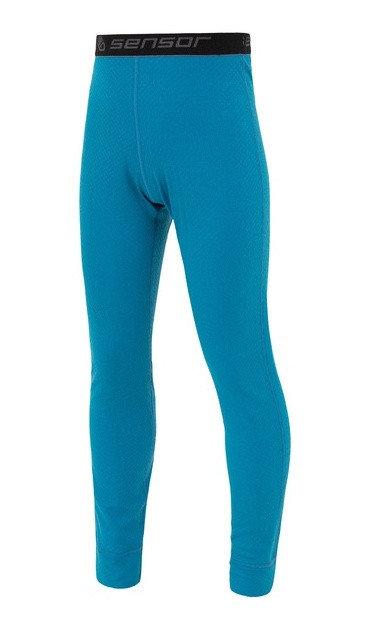 Modré dětské funkční kalhoty Sensor