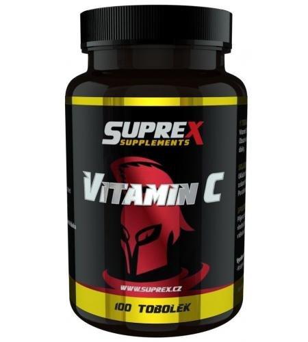 Vitamín C - Suprex Vitamin C 100 tobolek