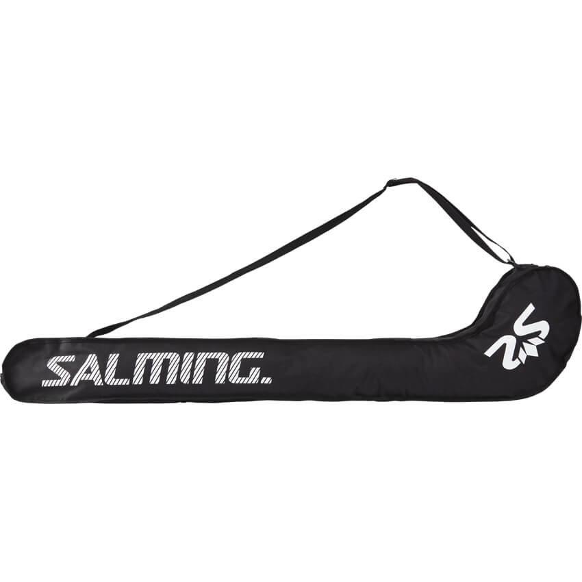 Černý florbalový vak na hůl Salming