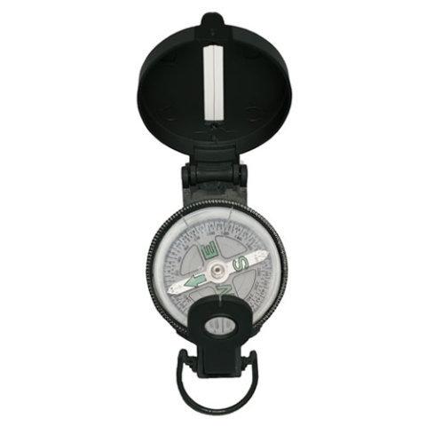 Kompas - Kompas US kovové tělo ČERNÝ (ENGINEER)