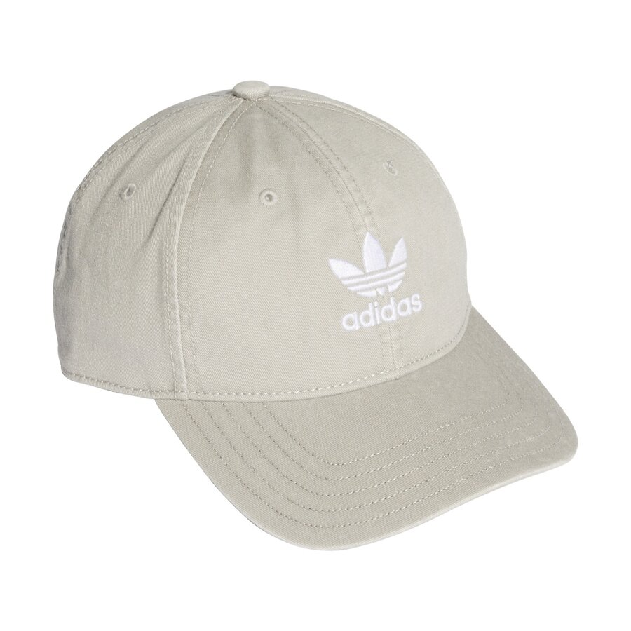 Béžová kšiltovka Adidas - velikost 56-58 cm