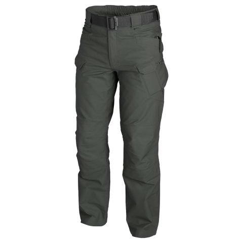 Kalhoty - Kalhoty URBAN TACTICAL bavlna JUNGLE GREEN