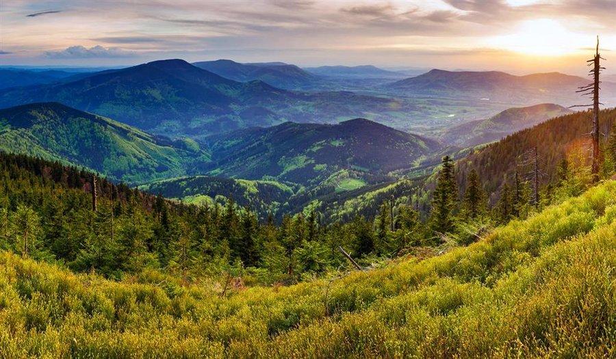 Seriál: české hory a sport - Beskydy